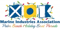 Marine Industries Association of Palm Beach County Palm Beach Holiday Boat Parade